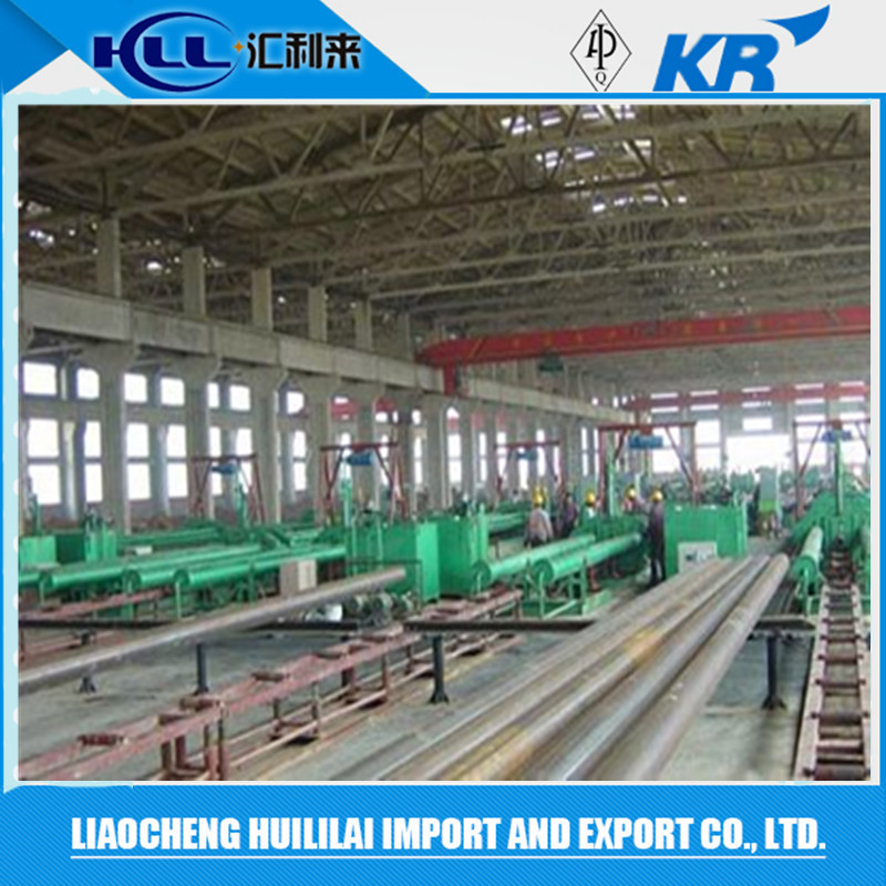 HLL 10CrMo910 welded and seamless steel pipe for bicycle