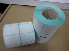 self adhensive label sticker paper thermal paper