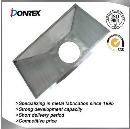 ISO Factory price of Metal stamping part with perfect welding
