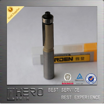 TCT router bit Tungsten carbide steel straight blade router bit
