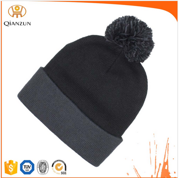 Wholesale Custom Beanie Hats With Top Ball