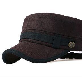4f0d375e3fd5d china military style custom fashion wool felt chinese hats - China ...