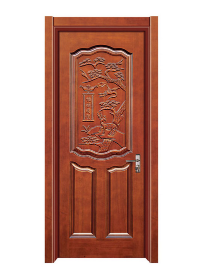 latest design modern carved exterior solid teak wood main door price