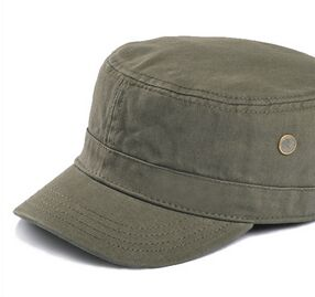 Alibaba china factory cheap wholesale custom design fashion military hats