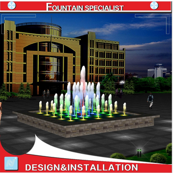 Customized Small Square Fountain