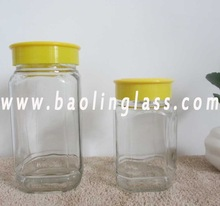 4oz/8oz Honey Mason Jar Jam Glass Bottles