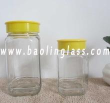 4oz/8oz Honey Mason Jar Jam Glass Bottles