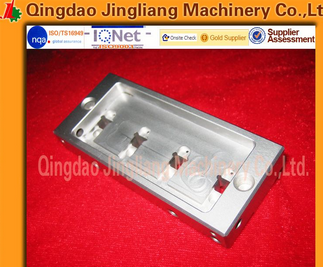 Steel CNC Machining Parts for Electronic Parts