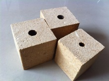 factory-80x80x100mm Chipblock for pallet /particle board to Busan, South Korea