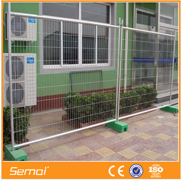 Cheap construction temporary fence/outdoor fence