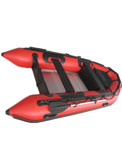 High Quality 0.9mm Kroean PVC 4m Length Inflatable boat Rubber boat ,with tow