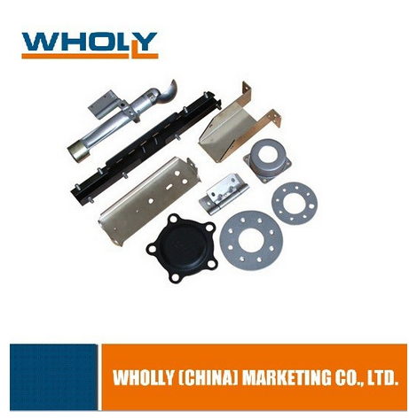 Customized Stainless Steel Automotive Stamping Parts, Stamping of Sheet Metal parts