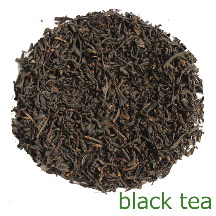 China organic tea black tea EU standard