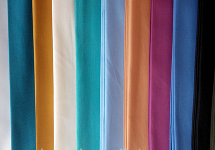 Cheap 100% poly for Arabic thobe fabric wholesale from China factory