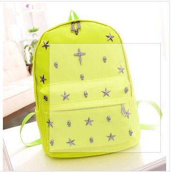 2014 Good quality Colorful leisure backpack