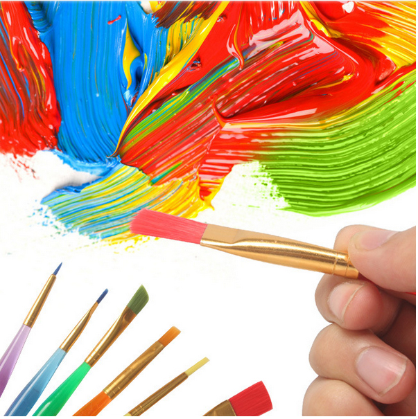 2015 New Hot High Quality Cheap Paint Brush Art for Child