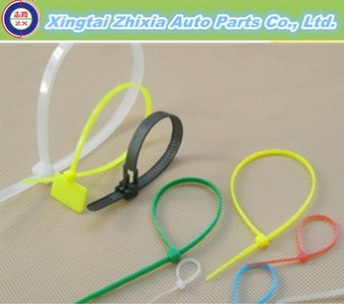 Factory Price CE ROHS UL UV Rresistant SelfLocking Nylon Cable Ties With SGS