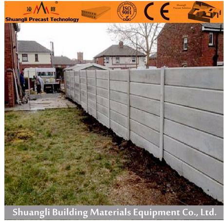 concrete fence mold,precast concrete fence making machine