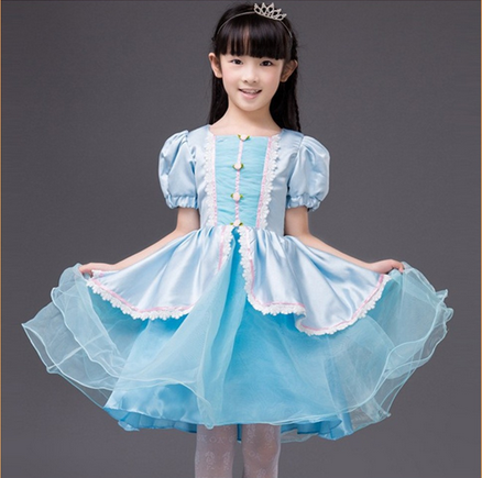 Hot Selling products for 2015 children girl dress, birthday dress for baby girl