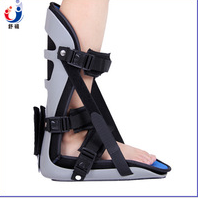 Comfortable orthopedic plantar fasciitis night splint