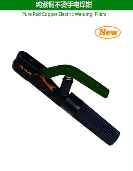 Pure Red Copper Electric Welding Pliers