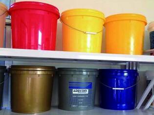 PP Plastic Bucket 10 liter