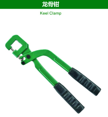 Keel Clamp