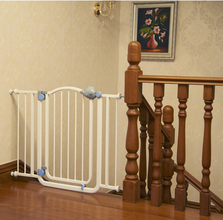 Consumer Products Easy To Open Indoor Mental Baby safety gate of pet