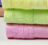 100% cotton super soft solid towel