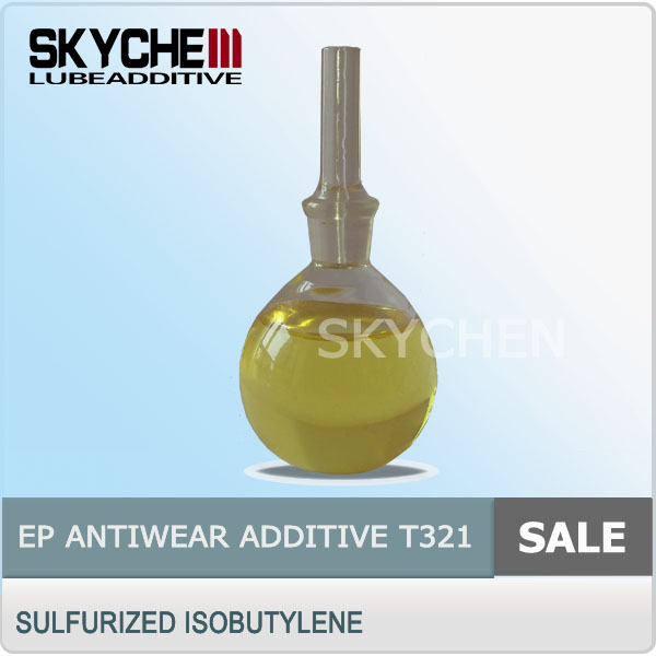 EP Anti-wear Additive T321 Sulfurized Isobutylene lubricant additive