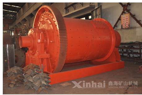 China Mining Ball Milling Machine , Ball Mill sold to all over the world