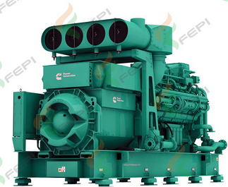 Cummins 995kw / 1250kva Natural Gas Generator Set