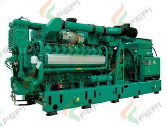 Cummins 1750kw/2200kva Natural Gas Engine Generator