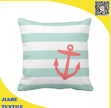 nautical stripes throw pillow cases