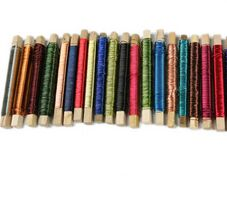HSY Colored Beading Wire/Craft Wire on Wooden Stick