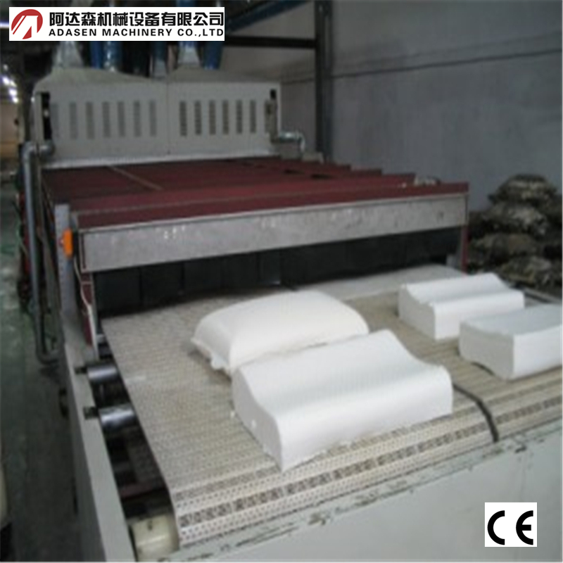 High quality tunnel dryer machine/microwave chili drying&dehydration machine