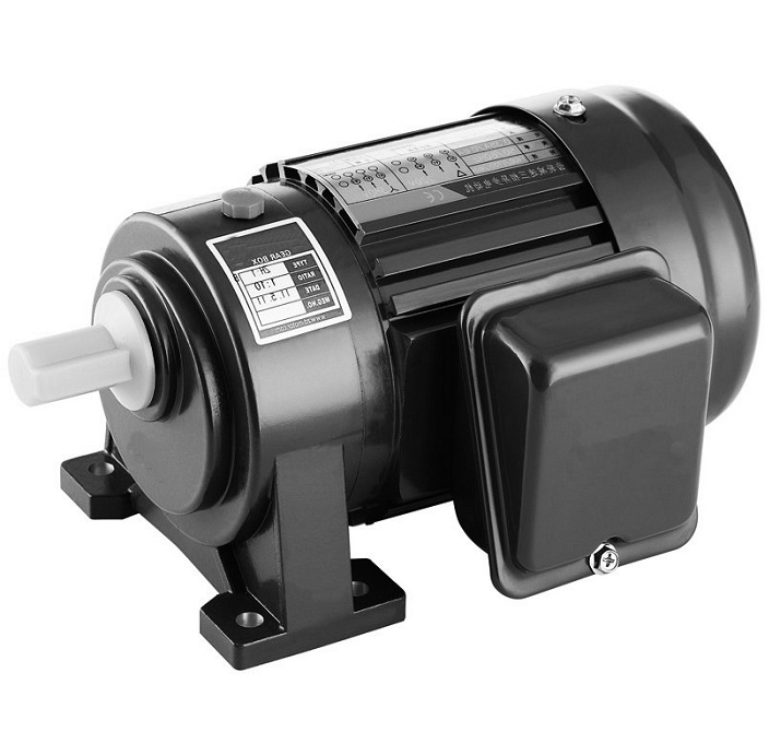 high quality 3phase+100W+1 small ac gear motor