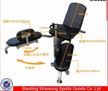 fitness equipment martial arts leg stretching machine