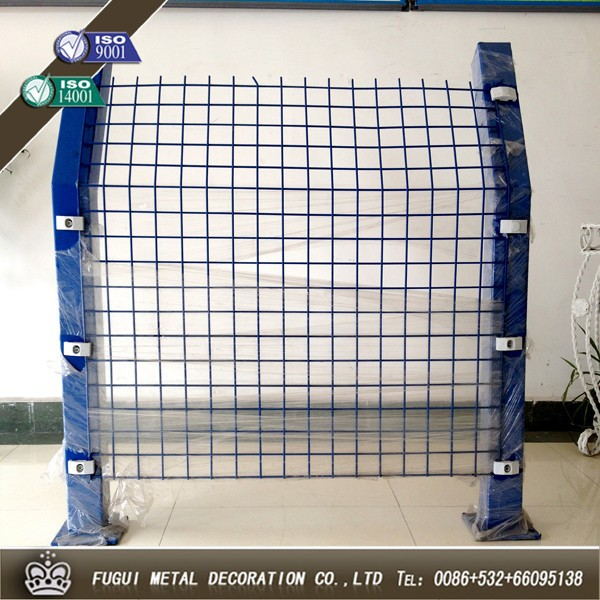 Galvanized iron welded wire mesh fence(Gold Supplier/Direct Manufacture in China/ISO9001)