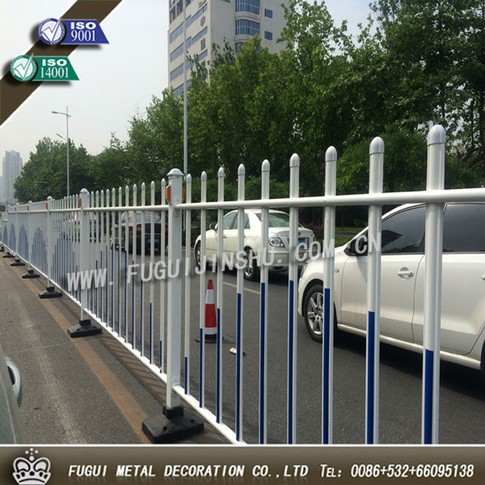 Galvanized Steel Guardrail