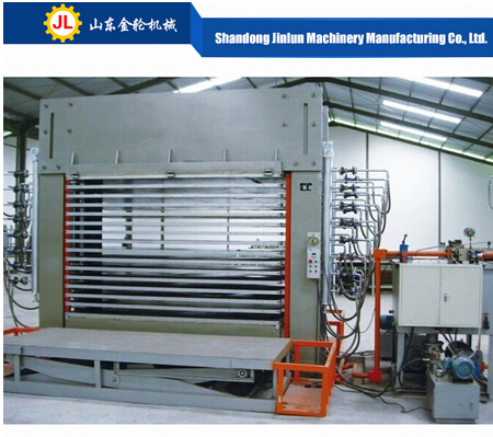 Wholesale China hydraulic veneer press machinery