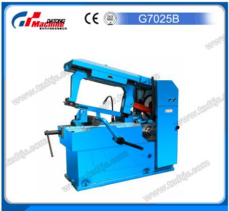 Supply Hacksaw Machine G7025 for Cutting Metal