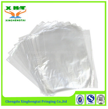 Clear Polythene High Quality Food Grade Bags