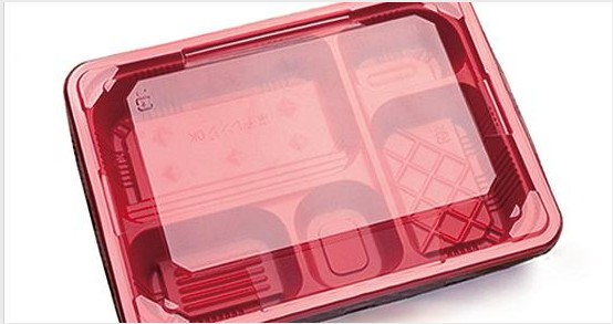 customized plastic food packaging tray
