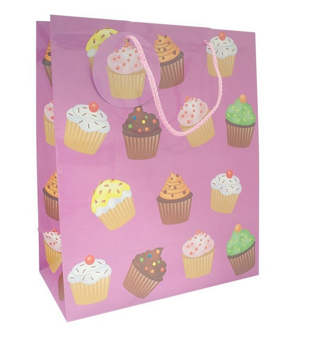 Cake carry bag for Bake Shop , eco-friendly shopping carry bag for gift