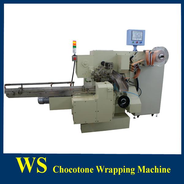China Supplier High Speed Abnormal Shape Chocolate Packing Machine