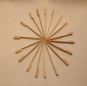 2015 Hot Sell Products Bamboo Flag BBQ Skewers