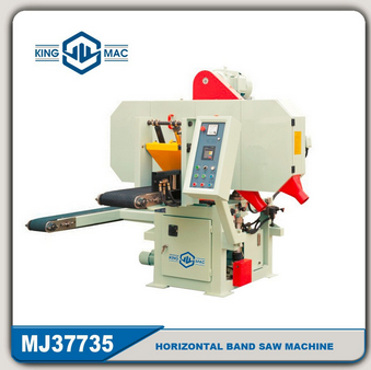 HOT SELL MJ37735 Hrizontal Band Saw Machine