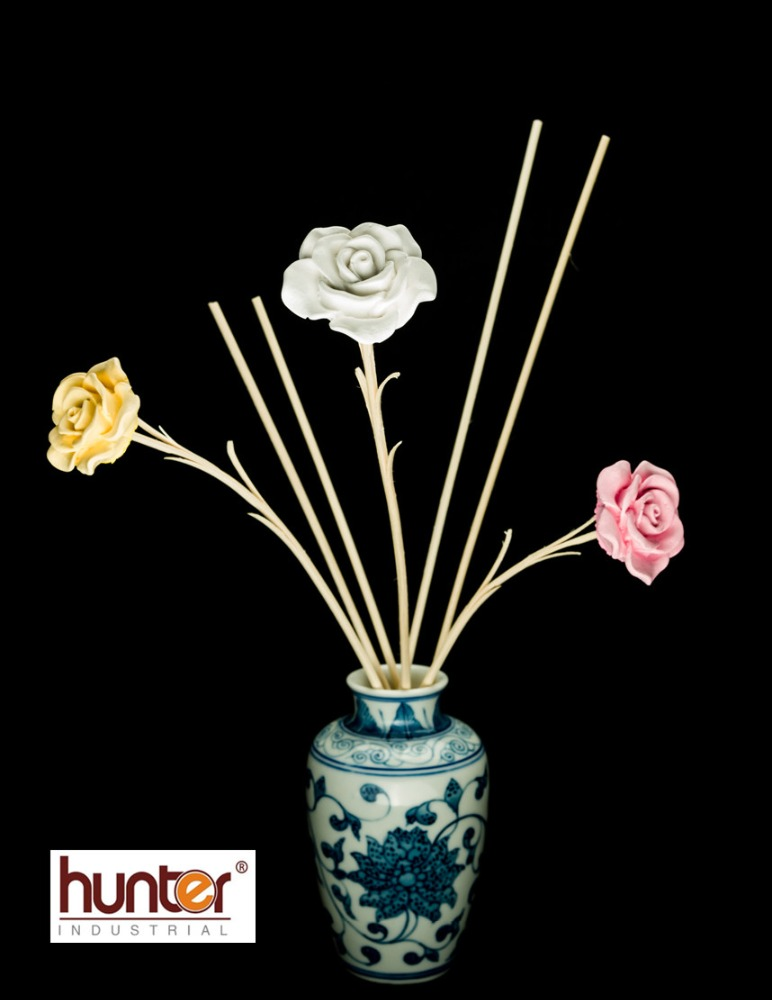 Environmental friendly home decorative flower diffuser rattan reed stick