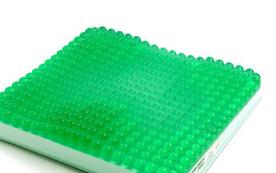 CAREMATE Gel Foam Cushion for Anti-Decubitus